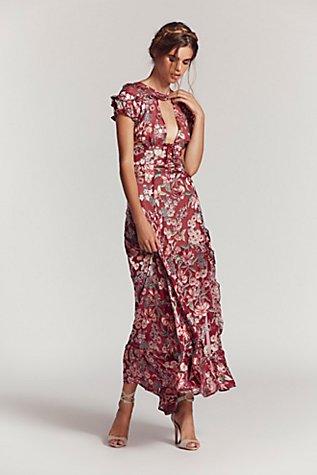 Flora Maxi Dress | Free People