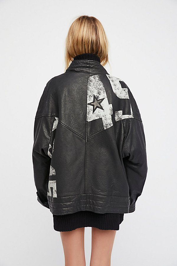 Slide View 2: Countdown Moto Jacket