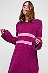 Thumbnail View 1: On Your Team Sweater Mini Dress