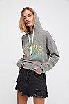 Thumbnail View 1: Rock 'n' Roll Cropped Hoodie