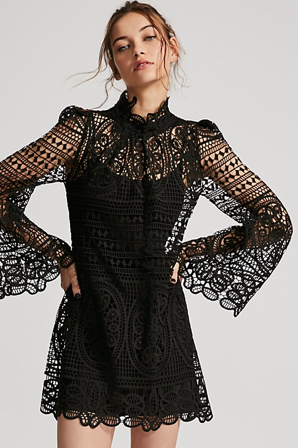 Slide View 1: Vaughn Lace Dress
