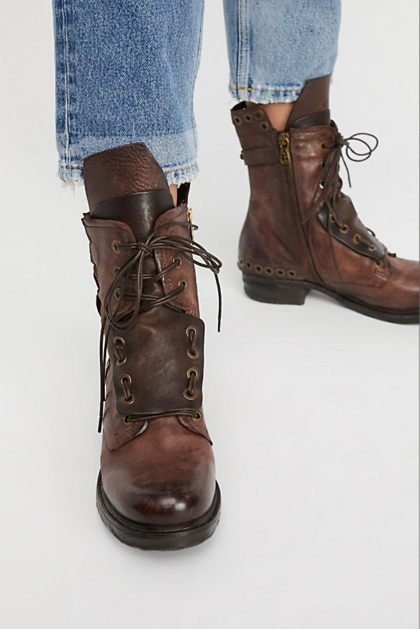 Slide View 3: Lucas Lace Up Boot