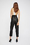 Thumbnail View 3: Nightfall Cropped Leather Pants