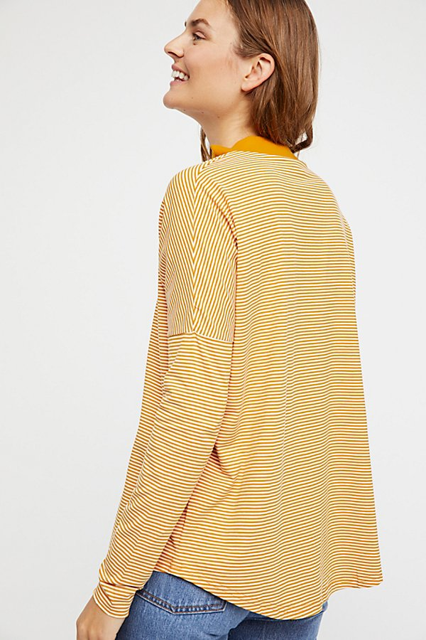 Slide View 2: Katie Striped Tee