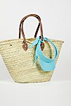 Thumbnail View 2: La Plage Poolside Basket Bag