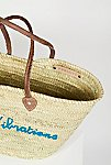 Thumbnail View 5: La Plage Poolside Basket Bag
