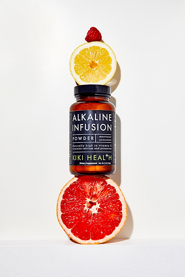 Slide View 1: Alkaline Infusion