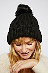 Thumbnail View 2: Happy Trails Pom Beanie