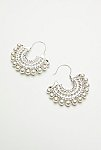 Thumbnail View 3: Pearl Stoned Hoops