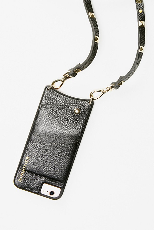 Slide View 4: Sarah Crossbody iPhone Case