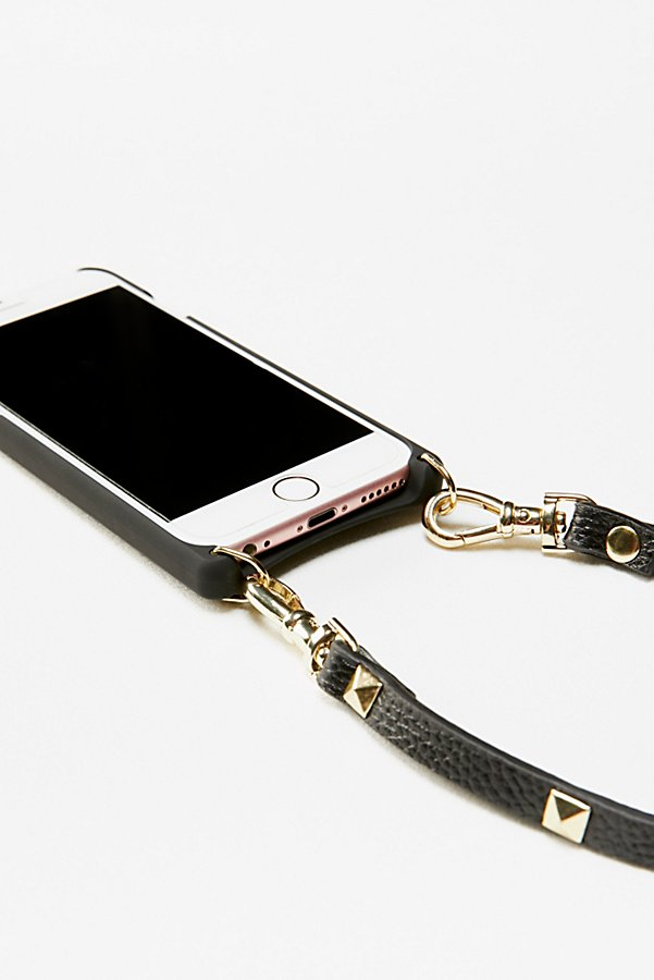Slide View 5: Sarah Crossbody iPhone Case