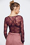 Thumbnail View 3: Suzie Lace Layering Top