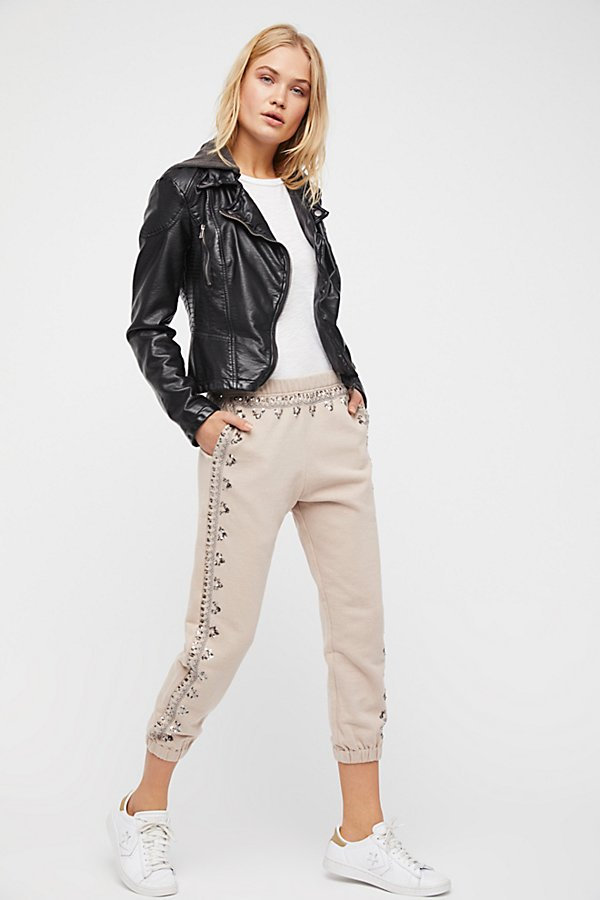 Slide View 1: FP One Embellished Three Wishes Sweatpants