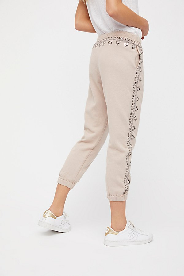 Slide View 2: FP One Embellished Three Wishes Sweatpants