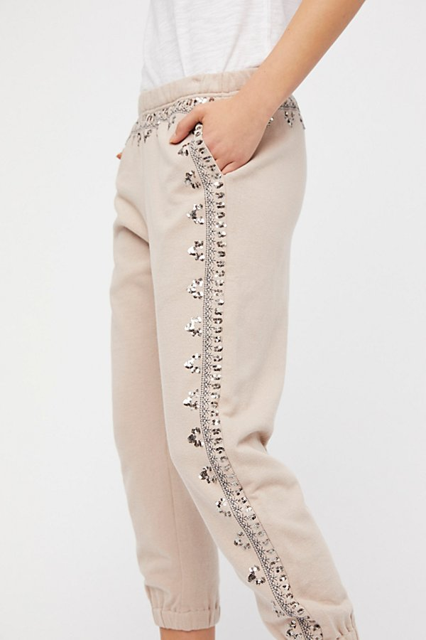 Slide View 3: FP One Embellished Three Wishes Sweatpants
