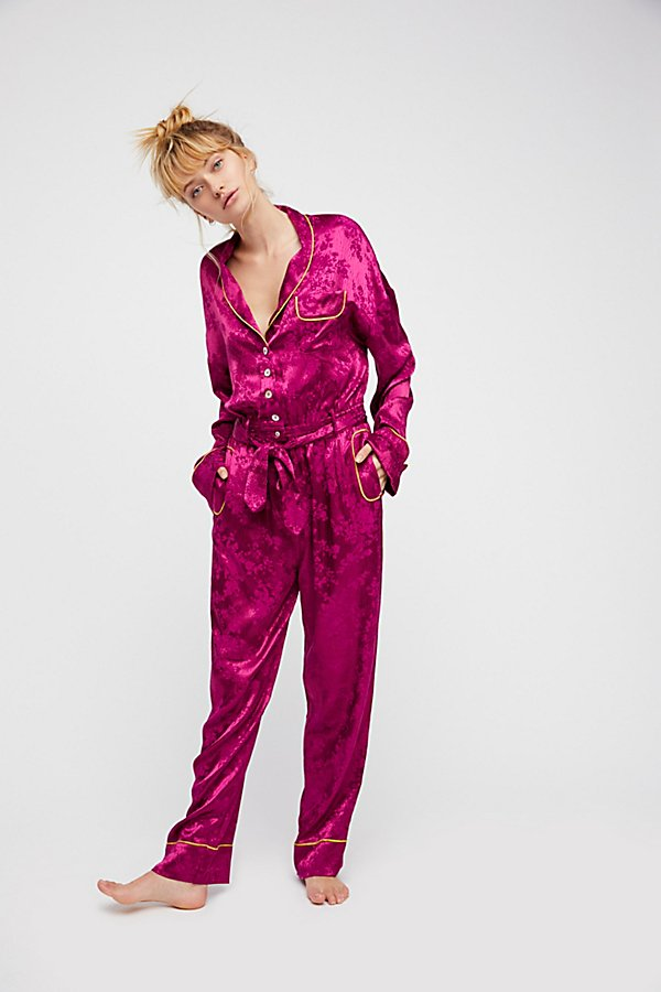 Slide View 4: So So Chic Jumpsuit