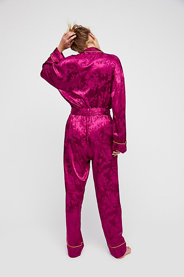Slide View 5: So So Chic Jumpsuit