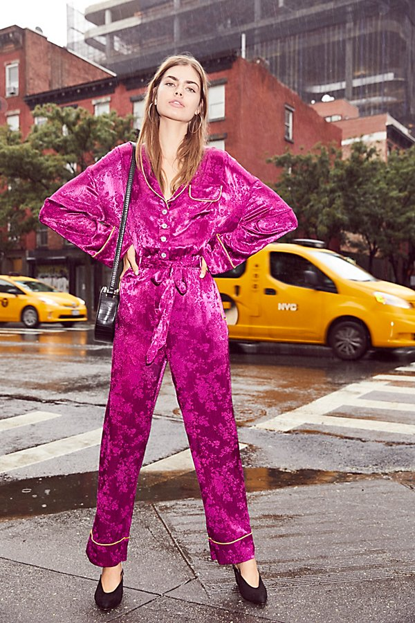 Slide View 1: So So Chic Jumpsuit