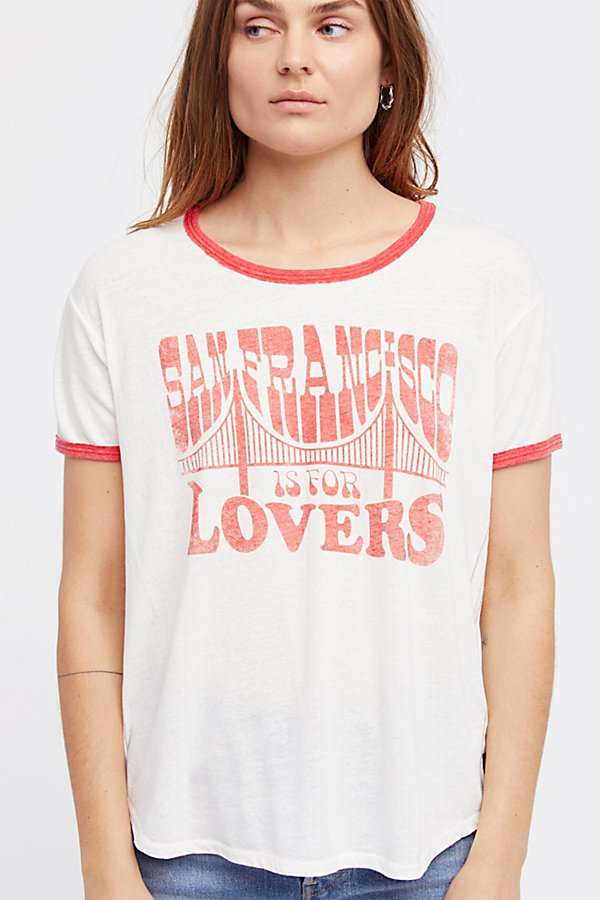 Slide View 2: San Fran Is For Lovers Tee