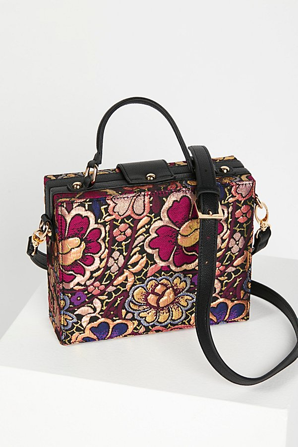 Slide View 3: Grace Brocade Bag