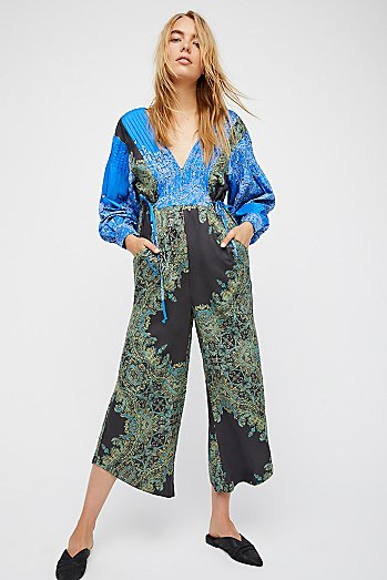 Blooming Fields Jumpsuit