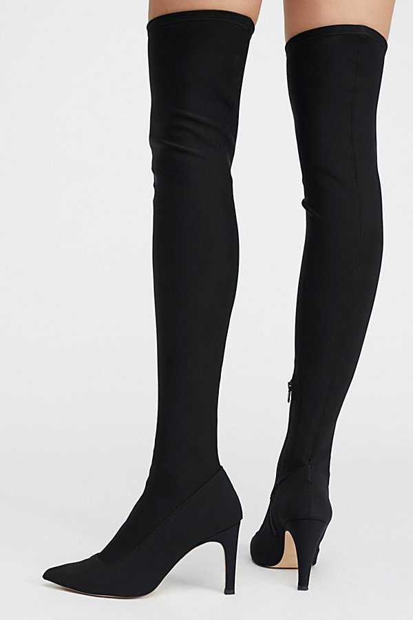 Slide View 3: Paris Over-The-Knee Boot