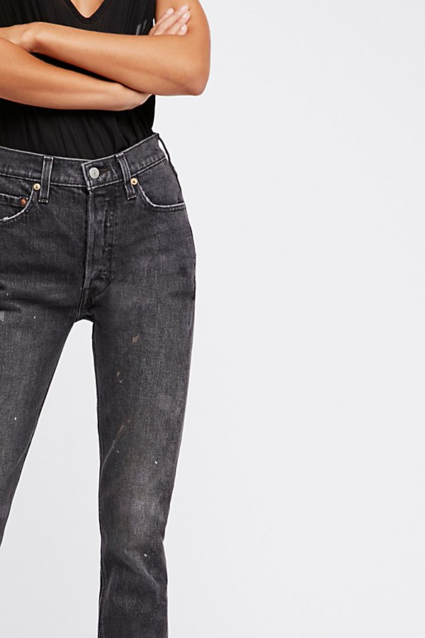 Slide View 3: Levi's 501 Skinny Altered Jeans