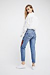 Thumbnail View 3: Levi's 501 Cropped Taper Jeans