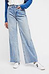 Thumbnail View 4: Levi's Altered Wide Leg Jeans