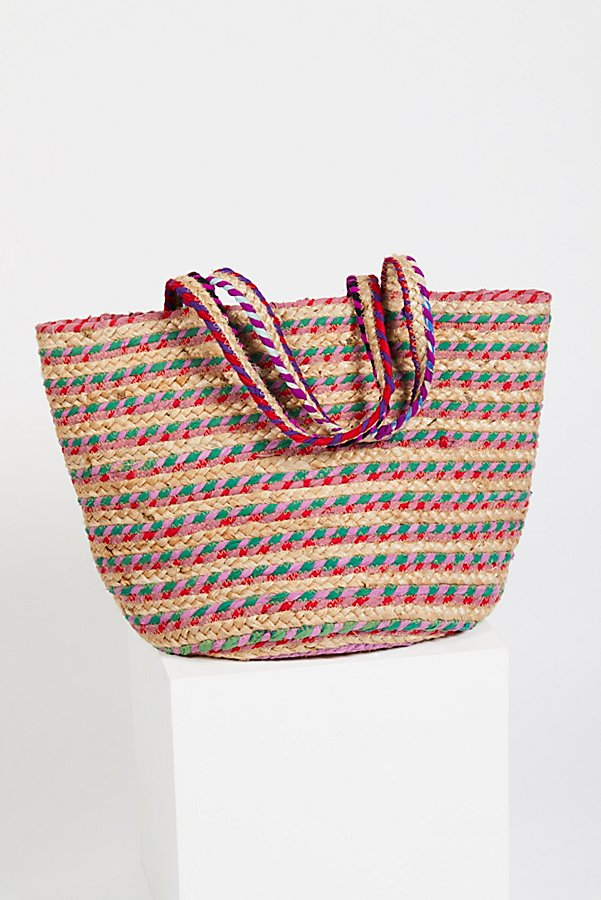 Slide View 2: Mirage Jute Tote