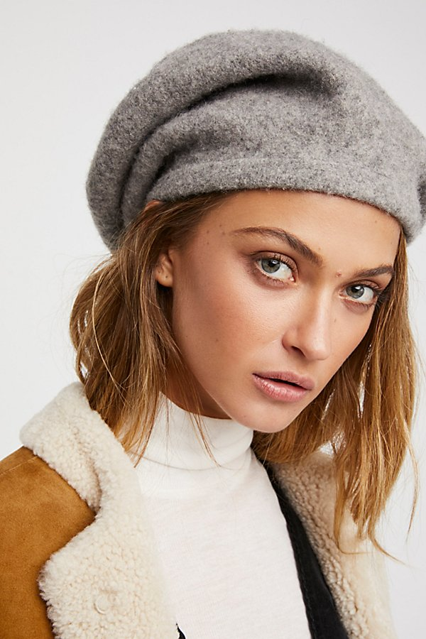 Slide View 1: Bisous Slouchy Beret