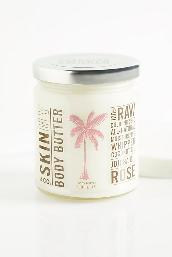 Slide View 1: Rose Body Butter