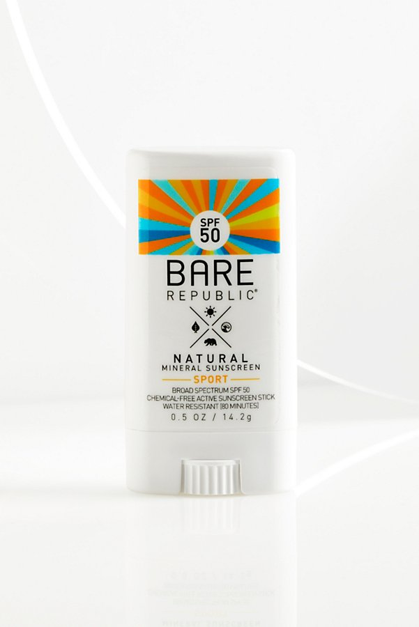 Slide View 1: Mineral SPF 50 Sport Sunscreen Stick