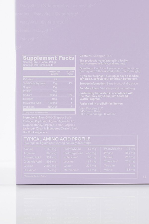 Slide View 4: Collagen Beauty Water Stick Packs
