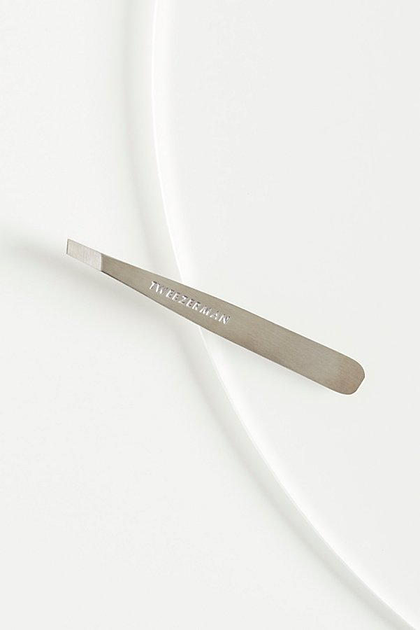 Slide View 1: Rose Gold Slant Tweezer