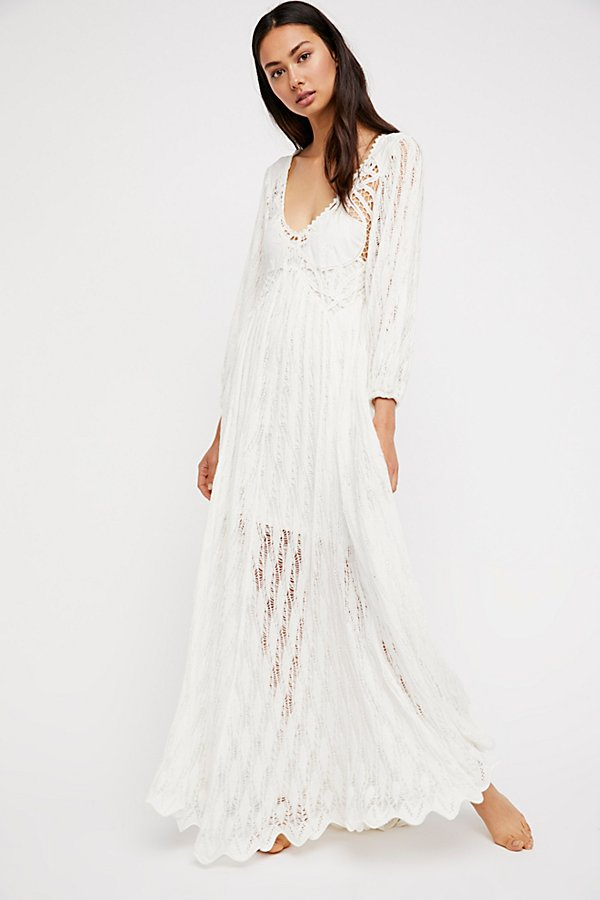 Slide View 1: Love Spell Maxi Dress