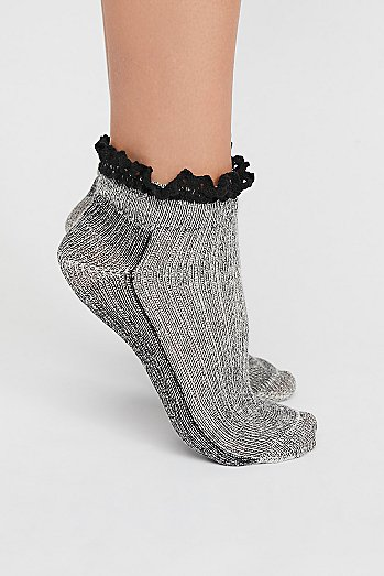 Waterfall Heather Hiker Socks