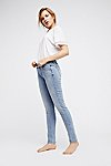 Thumbnail View 1: Levi's 711 Altered Skinny Jeans