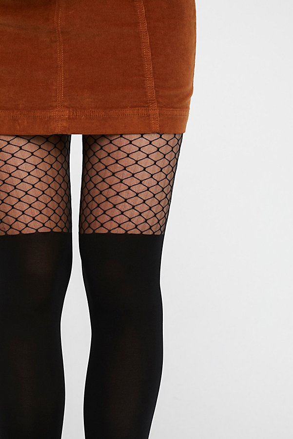 Slide View 1: It's You Fishnet Tights
