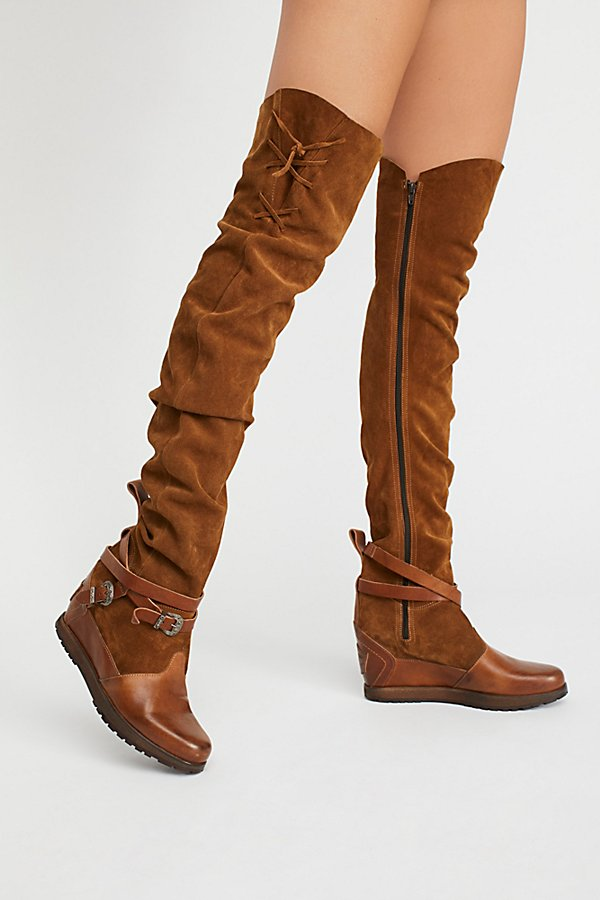 Slide View 2: Axel Thigh High Boot