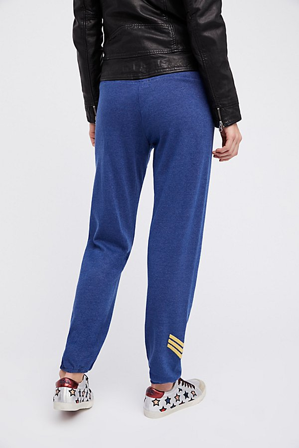 Slide View 3: Military Patch Sweatpants