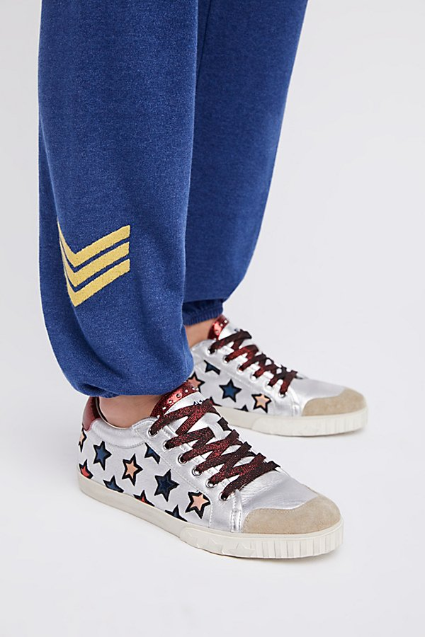 Slide View 6: Military Patch Sweatpants