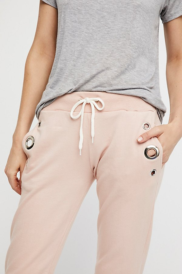 Slide View 3: Sweats With Eyelets