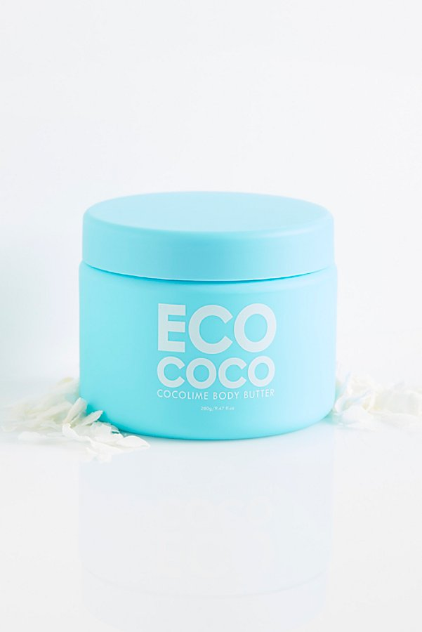 Slide View 1: EcoCoco Body Butter