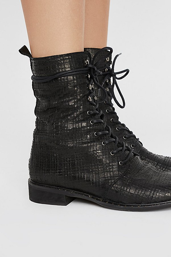 Slide View 3: Fort Night Lace Up Boot