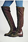 Thumbnail View 6: Black Forest Over-The-Knee Boot