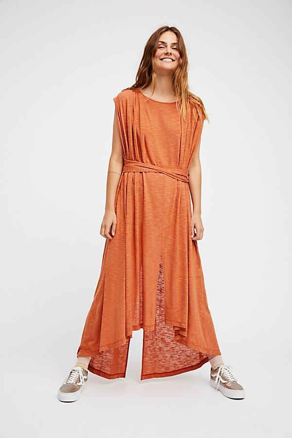Slide View 1: Portobello Maxi Dress