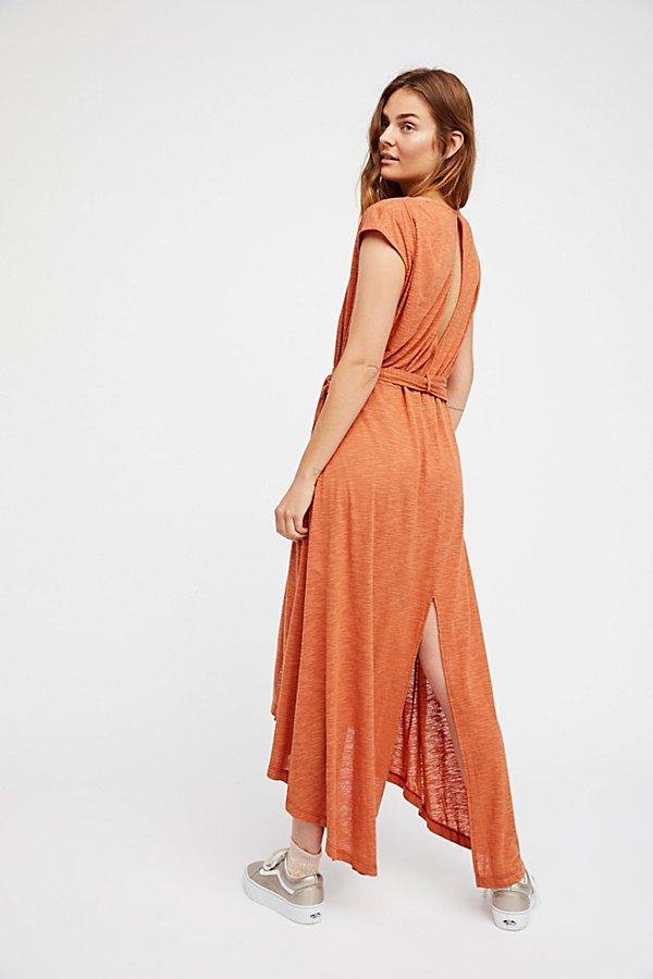 Slide View 2: Portobello Maxi Dress