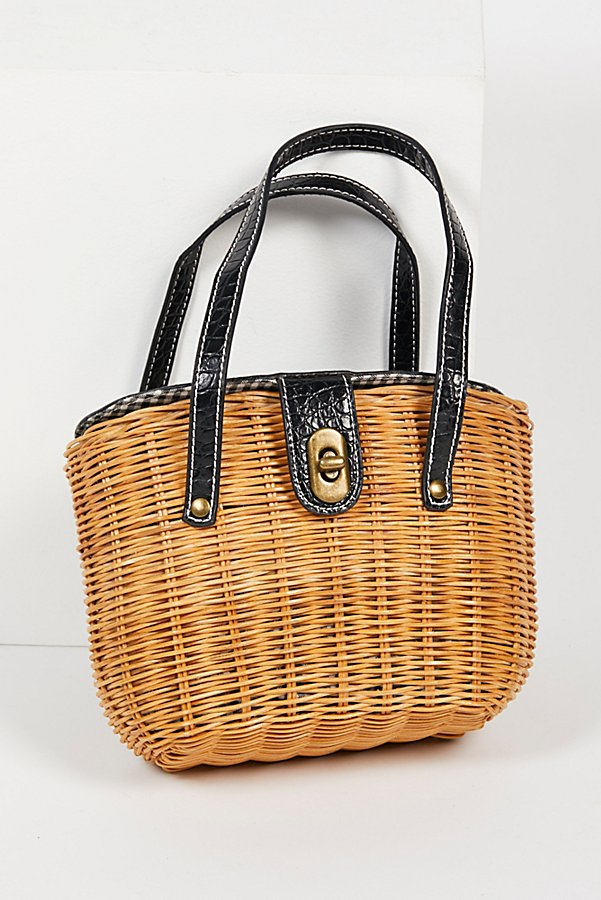 Slide View 2: Juliette Basket Bag