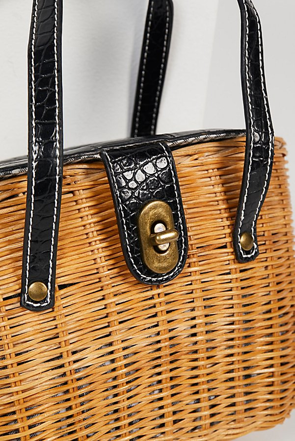 Slide View 4: Juliette Basket Bag